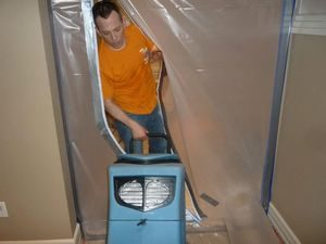 Water Damage Restoration Equipment